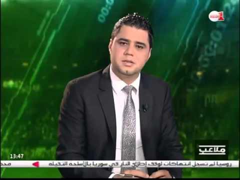 """عمر الدهبي مدير هيآت التحرير بقناة """"مدي1 تي في"""" يطرد نوفل عواملة بسبب لحيته"""