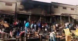 ما تبقى من سوق بير الشيفا بطنجة
