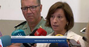 ضبط 700 كيلوغرام من الكوكايين في ميناء الجزيرة الخضراء