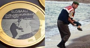 فنلندا تطبع صورة الطفل السوري الغريق «إيلان» على عملتها الوطنية
