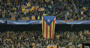 نادي برشلونة يصدر بيانا رسميا يعلن فيه دعمه لاستفتاء استقلال كاتالونيا