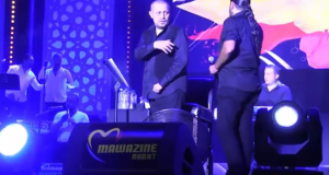 """فيديو مؤثر .. """"سلطان الطرب"""" يتحدى المرض ويطلب المسامحة من الجمهور المغربي خلال حفل موازين"""