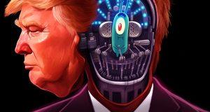 رئيس الولايات المتحدة الأمريكية مصاب بخلل عقلي حقيقي.. !
