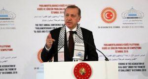 إسرائيل تهاجم أردوغان بسبب انتقاده منع الأذان في مساجد القدس