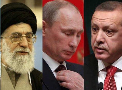العرب صفر على الشمال.. وروسيا وإيران وتركيا تعيد ترتيب المنطقة
