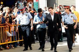 المحكمة العليا الإسبانية ترفض ملتمس محاميي ليونيل ميسي وتؤيد الحكم عليه بالسجن 21 شهراً لكن…