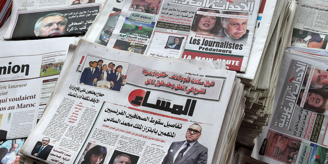 الخطوط الحمراء في الصحافة المغربية باقية.. بل تتمدد.. !