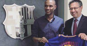 برشلونة تعيد أبيدال إلى أحضان النادي وتعينه سفيرا رسميا له