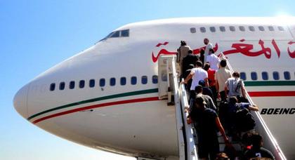 """مطار محمد الخامس: وفاة مفاجئة لمساعد ربان طائرة تابعة ل """"لارام"""" قبل إقلاعها بلحظات"""