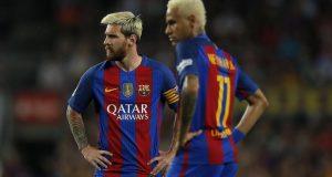 ربما على برشلونة التضحية بأحدهما، إما ميسي أو نيمار..