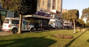 طنجة: محاولة فاشلة للسطو على وكالة بنكية بالمجمع السكني