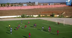 ملخص المباراة الودية التي انهزم فيها اتحاد طنجة أمام المغرب التطواني بهدف لصفر (فيديو)