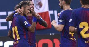 نيمار يتألق في اللقاء الافتتاحي لبرشلونة هذا الموسم بتسجيله هدفي الفوز على جوفنتوس (+ فيديو)