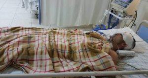 """مصدر من المستشفى العسكري: """"العتابي"""" يتنفس اصطناعيا وحالته خطيرة"""