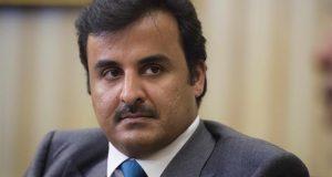 أمير قطر يدعو إلى حوار بدون شروط