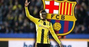 برشلونة يرضخ لمطالب دورتموند ويقبل دفع 150 مليون يورو مقابل ديمبيلي