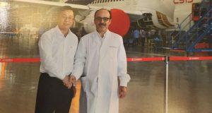رئيس جهة طنجة يكرس توجهه نحو الرأسمال الصيني ويزور شركات صناعة الطيران بالصين لإقناعهم بالاستثمار بالجهة