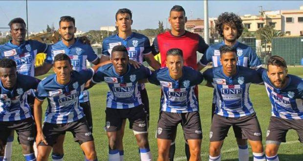 اتحاد طنجة ينهزم في آخر مباراة ودية له أمام شباب الريف الحسيمي