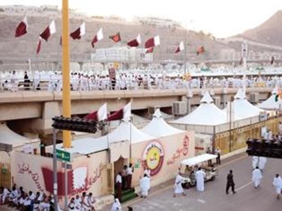 الملك سلمان خصص سبع رحلات جوية على نفقته الخاصة لنقل الحجاج القطريين