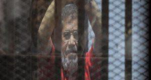 العالم صامت إزاء اضطهاد الرئيس الشرعي لمصر محمد مرسي