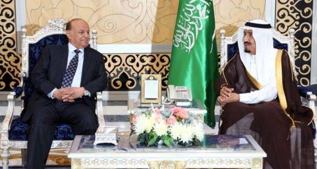 بعد رؤساء السودان، الغابون والبنين، الرئيس اليمني يحل اليوم بطنجة لزيارة الملك سلمان