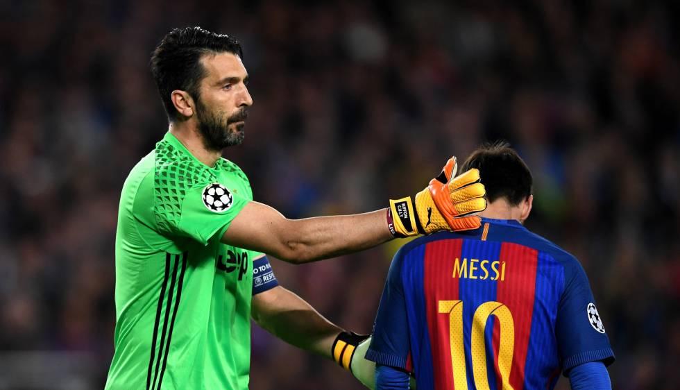 برشلونة يستهل مشوار الأبطال من حيث اختتمه الموسم الماضي، وميسي يبحث عن هدفه الأول في مرمى بوفون