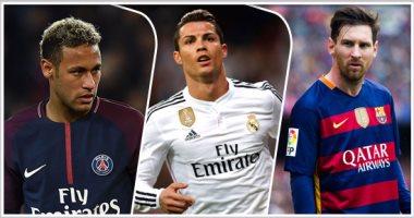 القائمة الثلاثية للتنافس حول جائزة الفيفا لأفضل لاعب في العالم ورونالدو يتقدم الترشيحات