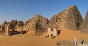 قطر تموِّل برنامجا أثريا ألمانيا لترميم أهرامات السودان والمصريون متخوفون