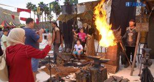 افتتاح سوق القرون الوسطى في سبتة