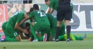 اتحاد طنجة يضيع نقطتين بميدانه امام فريق صاعد للقسم الاول