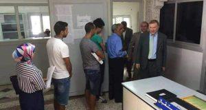 زيارة بوليف المفاجئة لمركز تسجيل السيارات بتطوان تطيح بالمسؤولين عن عملية اجتياز امتحان رخصة السياقة