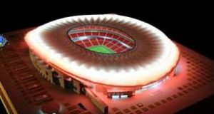 ملك إسبانيا المعروف بتشجيعه لأتليتيكو مدريد يفتتح غدا الملعب الكبير للفريق