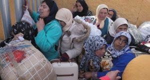 حمّالات سبتة ومليلية تحرج المغرب وإسبانيا