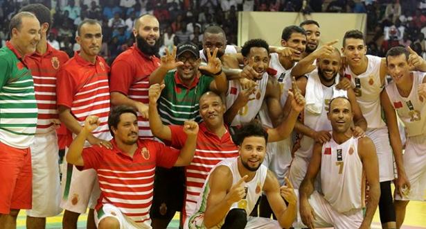 كأس إفريقيا للأمم لكرة السلة.. المغرب يستمر في التألق ويفوز على مصر متأهلاً لنصف النهائي