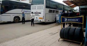 العرائش: طفل ينجو بأعجوبة من دهس حافلة كان يرغب في الاختباء في أحشائها من أجل الهجرة