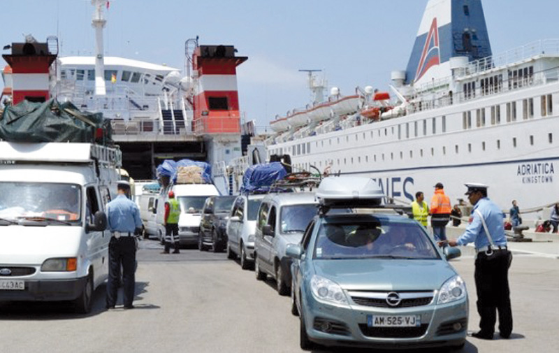 مسؤولو الميناء المتوسطي يمارسون دور النعامة ولا يريدون الاعتراف بالعيوب الخطيرة في عمليات السفر