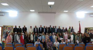 كلية أصول الدين بتطوان تحتفي بتخرج طلبة جامعيين من روسيا وألمانيا وأرمينيا وكازاخستان