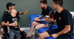 هل تقبل جماهير برشلونة عودة نيمار إلى النادي؟