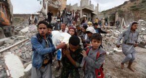 بريطانيا تبيع الأسلحة للسعودية.. ثم تشفق لحال اليمنيين..!!