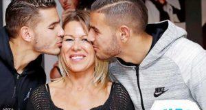 """الأم الحائرة بين ولديها """"ثيو"""" و""""لوكاس"""" في ديربي مدريد ليوم غد"""