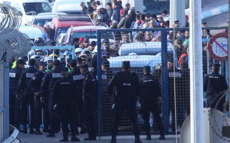 تشدُّد الأمن الإسباني مع التهريب المعيشي يعكس توجهاً إسبانياً للقضاء على هذا النشاط غير المنظم