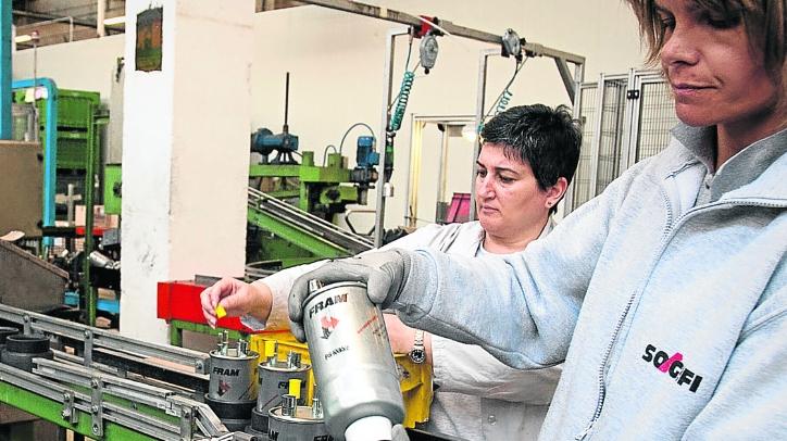 """الشركة الإيطالية لصناعة قطع غيار السيارات """"صوجيفي"""" تحدث بطنجة أول مصنع لها بإفريقيا"""