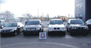 الأمن الإسباني منع 40 سيارة فاخرة مسروقة من دخول طنجة