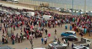المغرب ينهح سياسة صامتة تسعى للقضاء على نشاط التهريب بمعبر باب سبتة