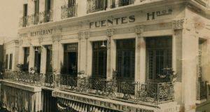 فندق فوينتيس.. هنا تفتقت موهبة أحد أشهر رسامي طنجة
