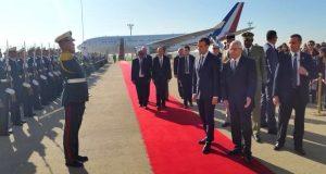 """الرئيس الفرنسي ماكرون من قلب الجزائر : """"تأييد فرنسا لمغربية الصحراء لن يتغير"""""""