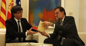 بوجديمون يدعو حكومة راخوي للتفاوض حول مستقبل كتالونيا