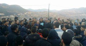 الوزير الأعرج يقوم بزيارة مفاجئة لمدارس في أعالي جبال الريف وصدمته كانت قوية..