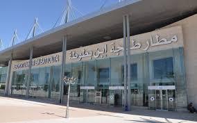 اعتقال مغربي من جنسية بلجيكية بمطار طنجة بحوزته 44 غراما من الحشيش