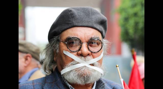 لماذا تظاهر الفنانون المغاربة أمام البرلمان؟